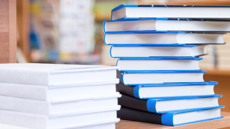 چاپ دیجیتال کتاب در تیراژ دلخواه